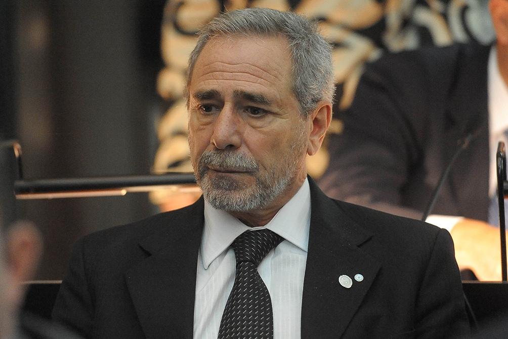 Ricardo Jaime, exsecretario de Transporte