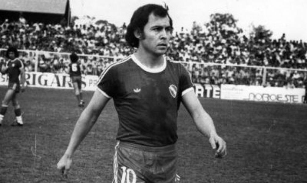 Bochini e Independiente: una historia de amor.