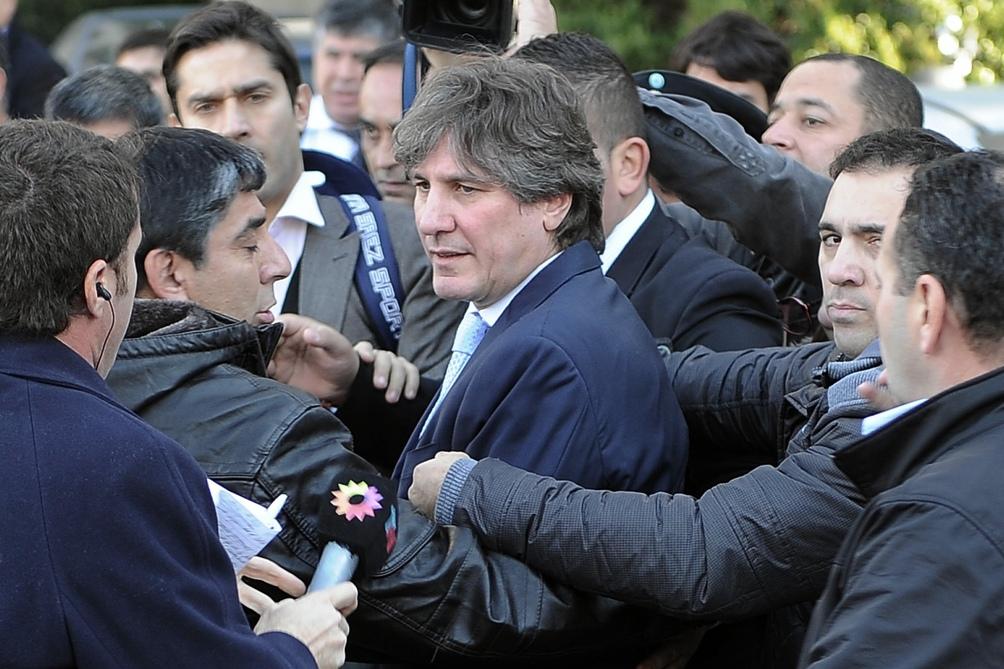 """""""Macri y Germán Garavano y Patricia Bullrich tenían armado un sistema criminal""""."""
