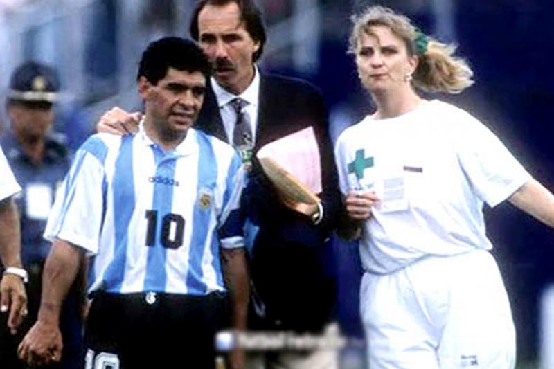 El doping de Maradona en Estados Unidos 94: una noticia con historia