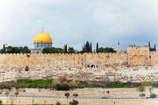Palestinos se atrincheraron en la Mezquita de Al Aqsa en contra de la ocupación israelí