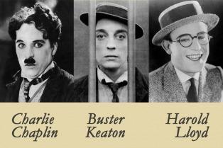 Chaplin, Keaton y Lloyd: tres clásicos del cine mudo en el programa extramuros de la Sala Lugones