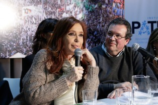 "Cristina Kirchner: ""No temo en absoluto ir a la cárcel"""
