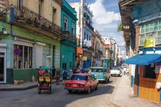 Abren una zona pública de wifi en el corazón de La Habana Vieja