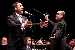 """Ariel Ardit: """"Yo tengo un dios sin barba, con gomina y que canta tango"""""""