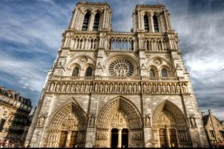 La catedral de Notre Dame, una obra maestra de la arquitectura gótica