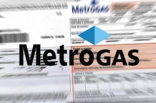Enargas multó a Metrogas por más de $4 millones e intervino su sistema de facturación