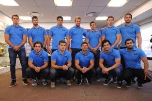 Con la presencia de Juan Imhoff, la UAR confirmó la lista de doce jugadores para Río 2016