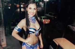 Llegó al país el cuerpo de Joanna Birriel, la modelo asesinada en Guatemala