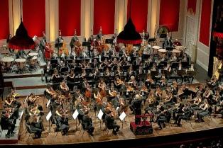 La orquesta del Colón se presenta con un concierto gratuito en el Rosedal