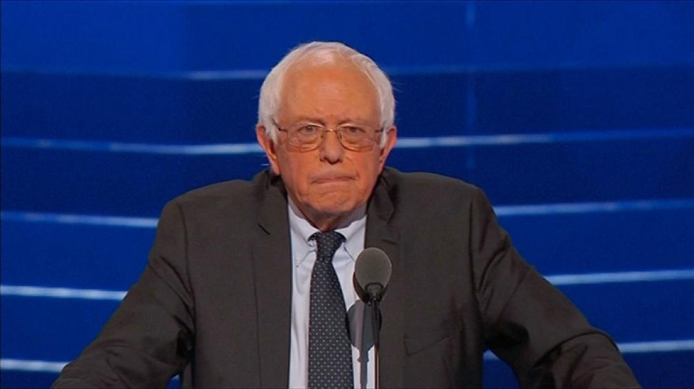 Bernie Sanders, senador de Estados Unidos