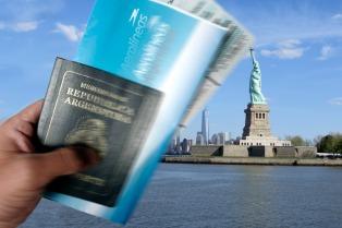 Los detalles del sistema de ingreso de viajeros a EEUU al cual entró la Argentina