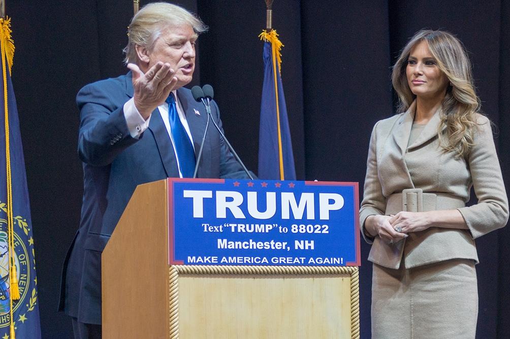 Según la CNN, Melania y su yerno habrían aconsejado a Trump que reconozca la derrota