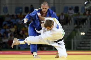 El tucumano Emmanuel Lucenti perdió en octavos de final y quedó eliminado