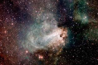 """Estudian una """"fábrica de planetas"""" formada alrededor de estrellas jóvenes"""