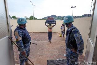 Sudán del Sur rechazó el despliegue de más tropas internacionales en el país