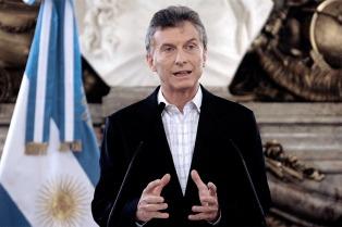 """Macri: """"Mejorar el sistema de salud es una tarea de todos"""""""