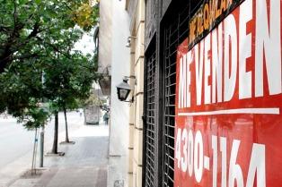 Aumentó la cantidad de locales vacíos en Capital Federal y en La Plata