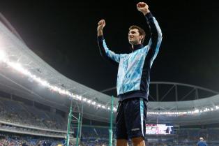 Chiaraviglio competirá por tercera vez en la Liga de Diamante, en China