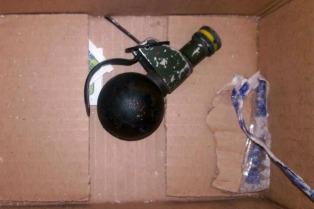 La granada encontrada cerca de la casa de la jueza Forns estaba inutilizable
