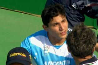 Gabriela Diaz y Gonzalo Molina, eliminados en semifinales