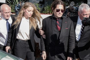 Amber Heard donará los 7 millones de dólares de su divorcio con Johnny Depp