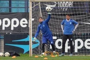 Orion dijo que el objetivo de la Academia es clasificar a la Libertadores