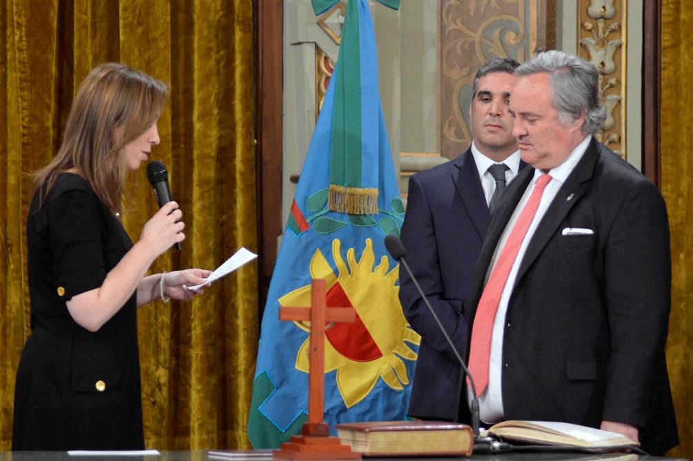 Joaquín De la Torre impulsa el Peronismo Republicano junto a Miguel Pichetto.