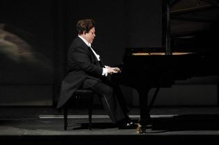 Bruno Gelber al piano y tributado por tres en Entre Ríos