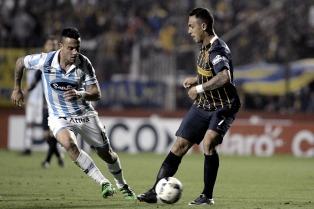 Rosario Central se metió en los cuartos de final tras eliminar a Rafaela por penales