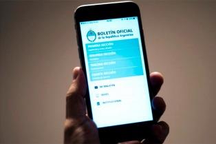 Se publicarán en el Boletín Oficial las alertas sobre personas desaparecidas