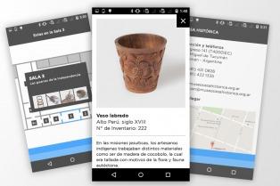 Una app permite recorrer con realidad aumentada la Casa Histórica de Tucumán