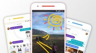 Google lanzó Allo, una aplicación para chatear que incorpora un asistente virtual