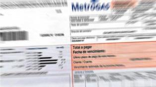 Distribuidoras de gas deberán informar a usuarios sobre el plan de facilidades de pago