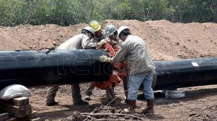 Licitarán la construcción del primer tramo del gasoducto troncal entre Vaca Muerta y Saliquelló