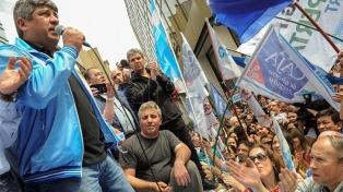 El Frente Sindical convocó a un paro nacional para el 29 de mayo