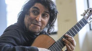 Luis Salinas vuelve a emitir su primer concierto virtual
