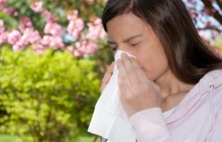 Advierten que en primavera se intensifican los cuadros de rinitis crónica y asma bronquial