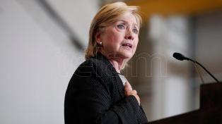 Wikileaks denunció que EEUU le pidió a Ecuador que Assange no difunda datos de Clinton