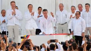 La paz con las FARC se representará en monumentos hechos con las armas fundidas