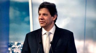 Los socialistas respaldarán a Fernando Haddad para la segunda vuelta