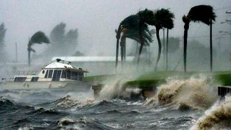 Se registran cinco ciclones activos en el Atlántico.