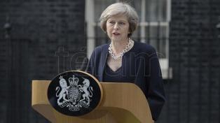 Theresa May brindará el martes su discurso sobre el Brexit
