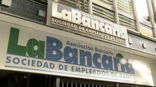 La Bancaria obtuvo un 26% de aumento paritario para 2020