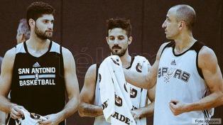 """""""Manu"""", Laprovittola y Brussino,  lo más destacado en la NBA"""