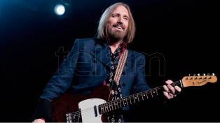 Tom Petty será reconocido con un galardón especial en la próxima entrega de los Premios Grammy