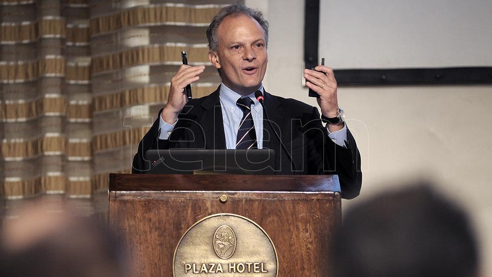 """""""El nivel de ingreso per capita en 2025 probablemente sea similar al que veíamos en 2015"""", afirmó Werner"""