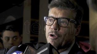"""Tinelli: """"Macri y Cristina son dos caras de la misma moneda"""""""