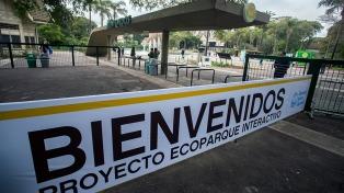 Es ley la transformación del ex Zoo porteño en un Ecoparque interactivo