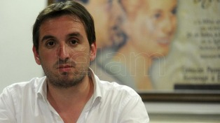 """Saúl Ubaldini hijo:""""Vemos quienes no tienen paciencia, porque han sido parte del saqueo"""""""